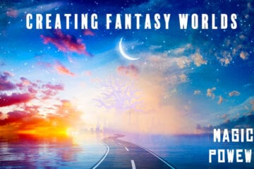 Creating a fantasy world Fantasy Power Infographic