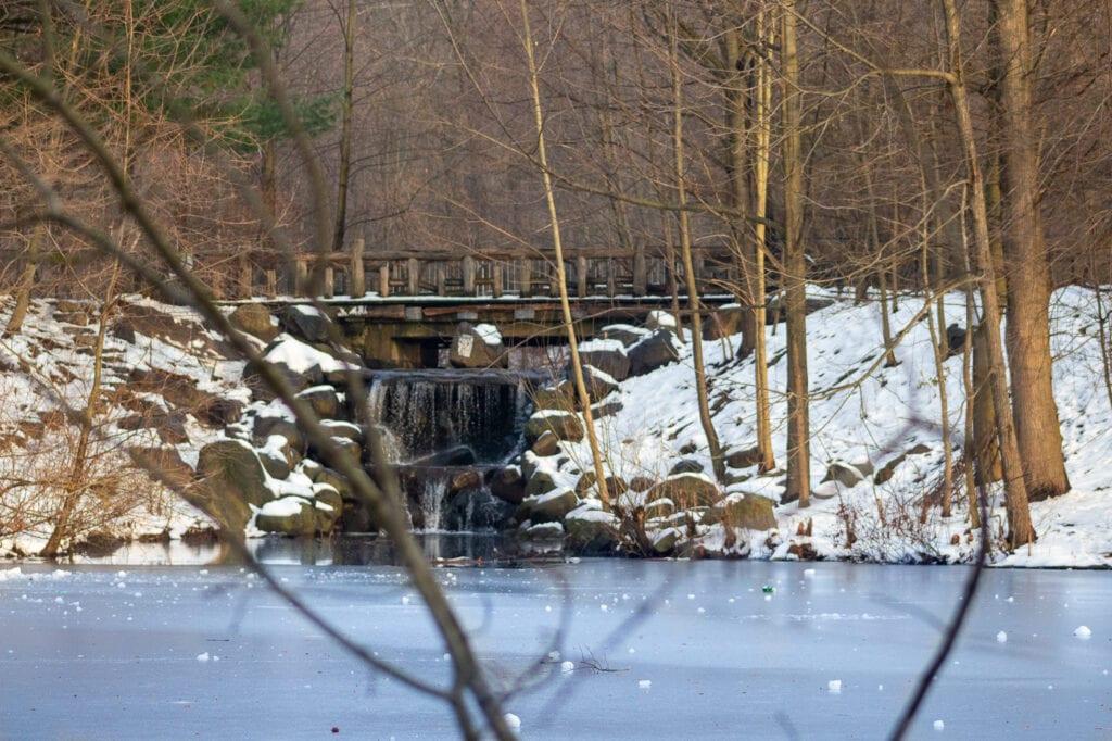 Nature Winter Landscape Photography