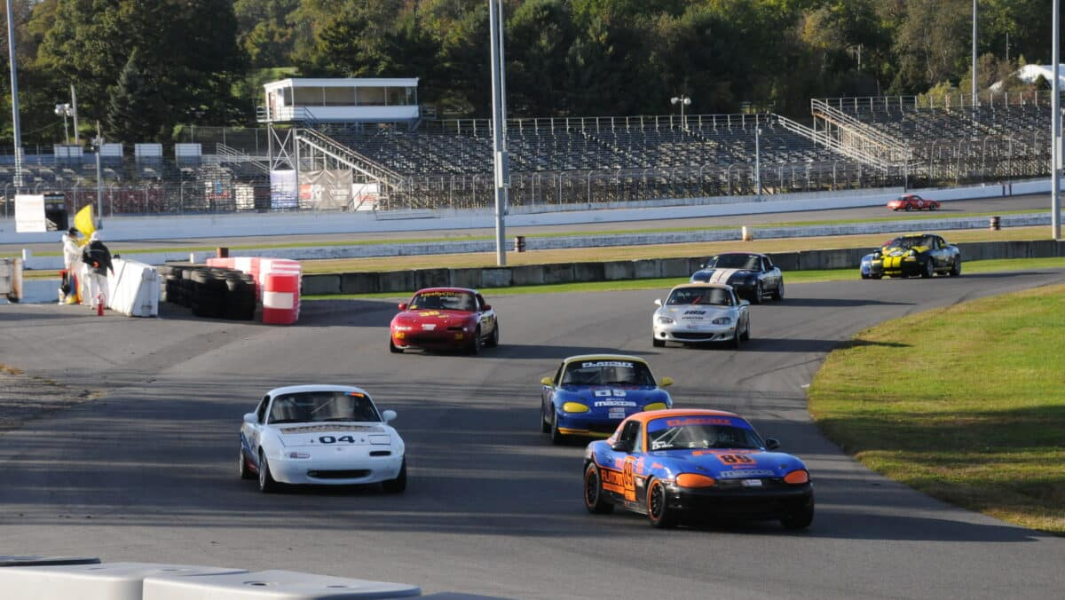 NERRC Championship Weekend