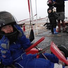 A Kid in Karting