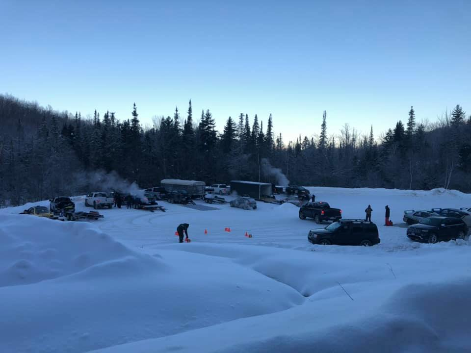 RESULTS: Out of Hibernation Rally Sprint