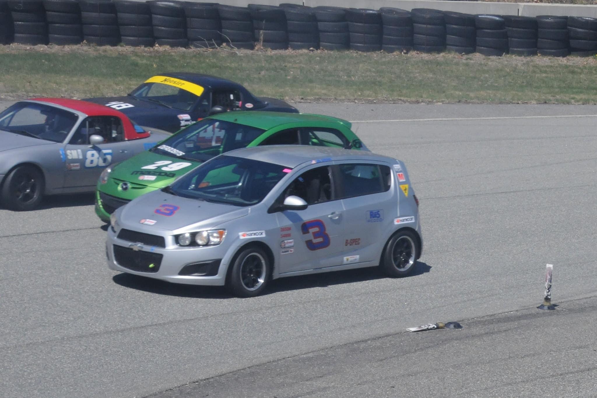 NERRC #1 – 2021 Club Racing Season Begins
