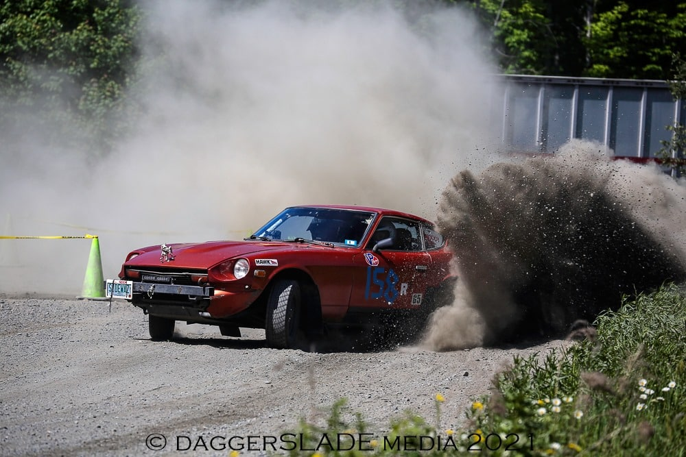 Rally Summer Update: Results and Coming Events