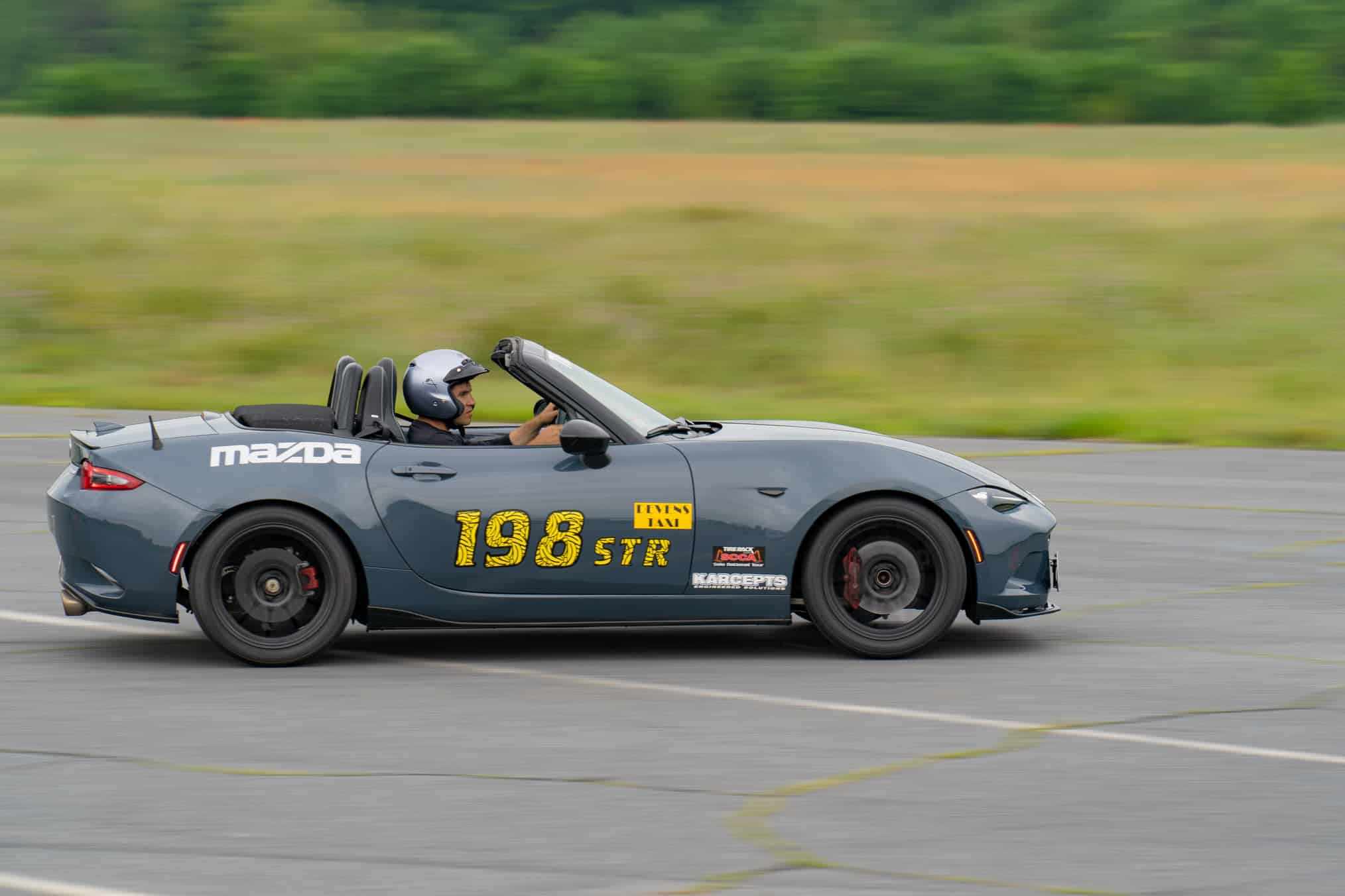 NER AutoX Cone-A-Thon: July 11, 2021