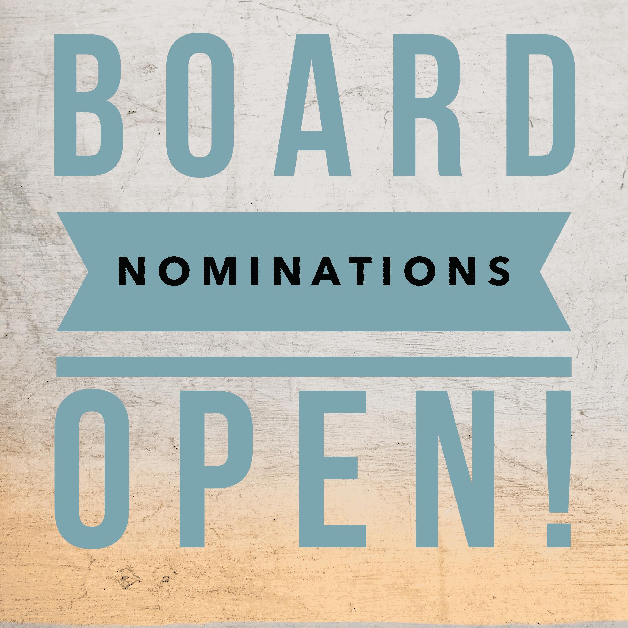 BOD Nominations: 2021-2022 Term