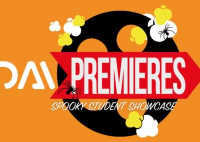 Spooky Student Showcase Fundraiser