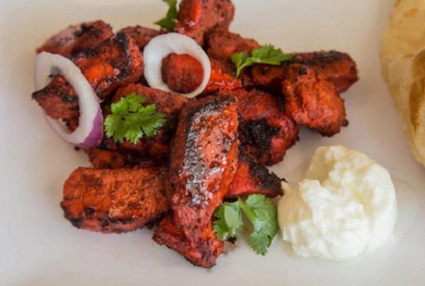 Tandoori Chicken..........