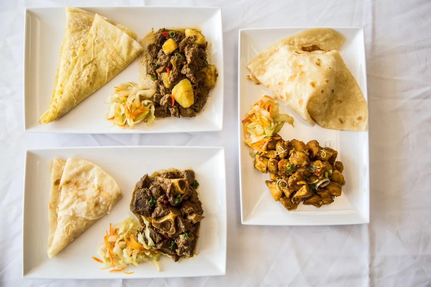 Our Specialty: Cook to perfection Curries....