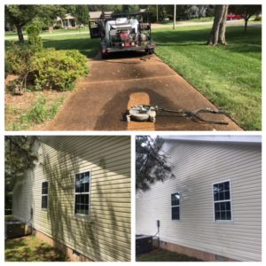 pressure washing franklin