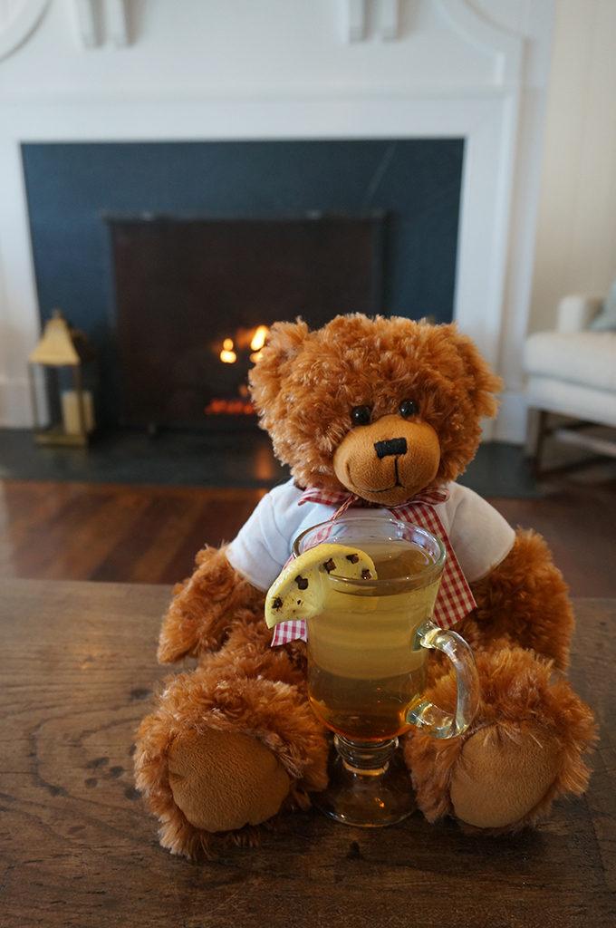 Hot Teddy