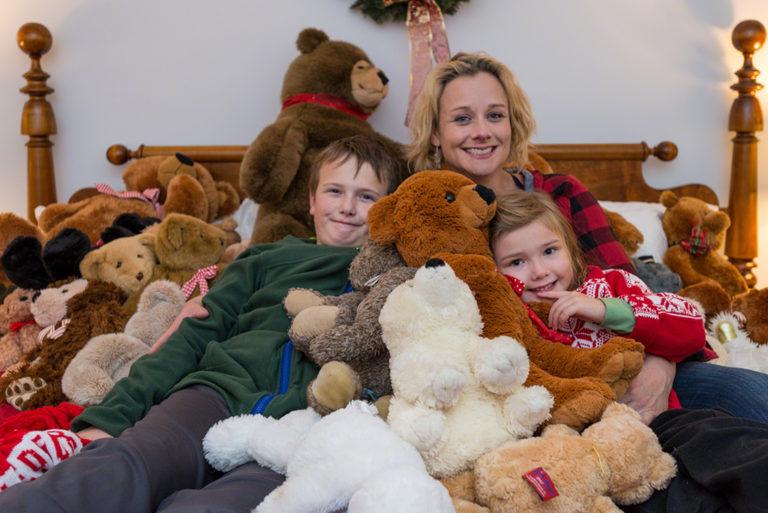 Martha's Vineyard Teddy Bear Suite Fundraiser: Donate Online Now To Support Martha's Vineyard Boys & Girls Club Childhood Hunger Program