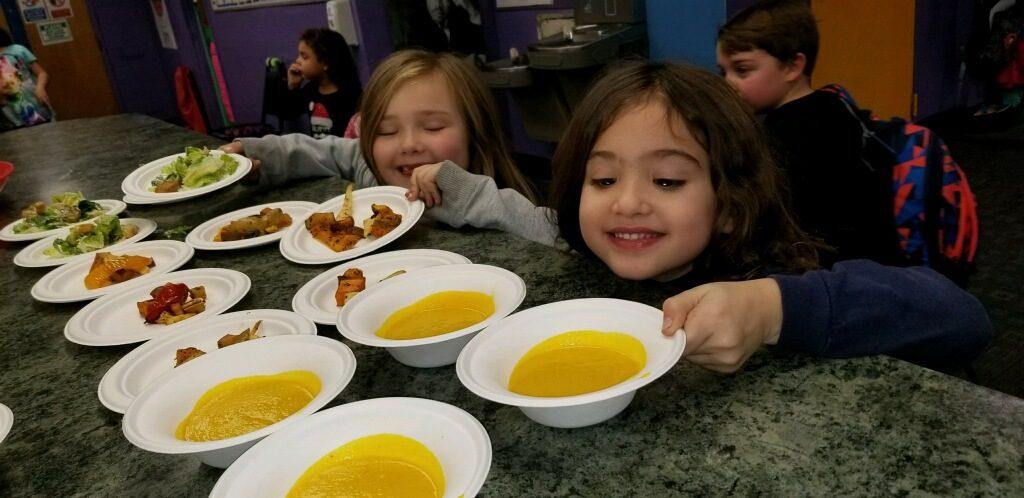 Healthy Happy Kids Food Program Helps Fight Childhood Hunger On Martha's Vineyard - Donate Now