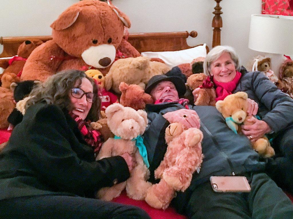 Martha's Vineyard Teddy Bear Suite Fundraiser Supports The Martha's Vineyard Boys & Girls Club Healthy Happy Kids Food Program For Elementary School Aged Children