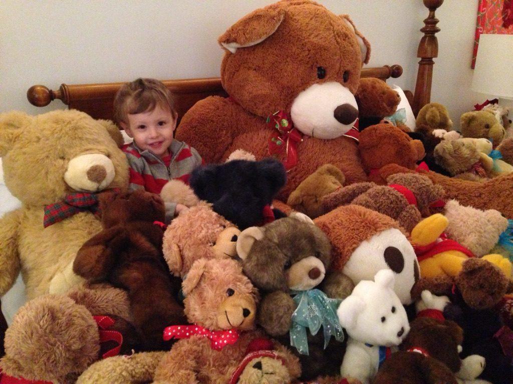 Martha's Vineyard Teddy Bear Suite