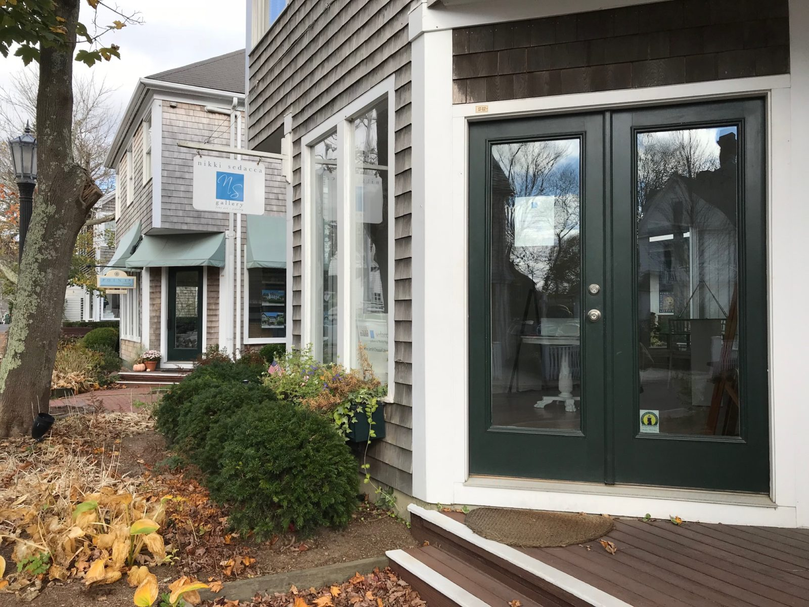 Nikki Sedacca Gallery In Edgartown Becomes Martha's Vineyard Teddy Bear Suite Home For 2019
