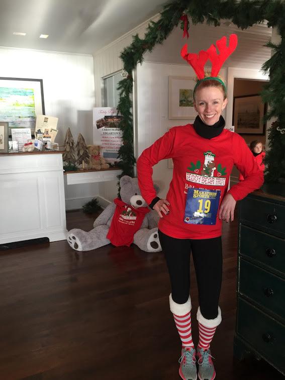 Dress Festively For the Teddy Bear Trot 5 K Fundraiser Run & Walk