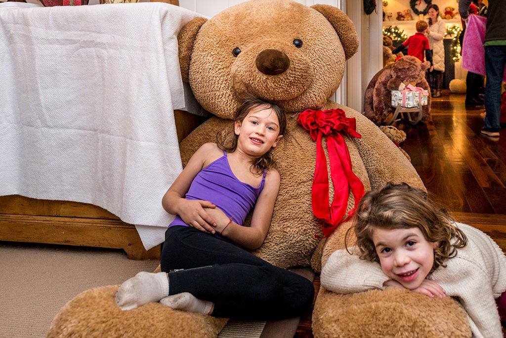 Martha's Vineyard Teddy Bear Suite Fundraiser Giving Tuesday Launch