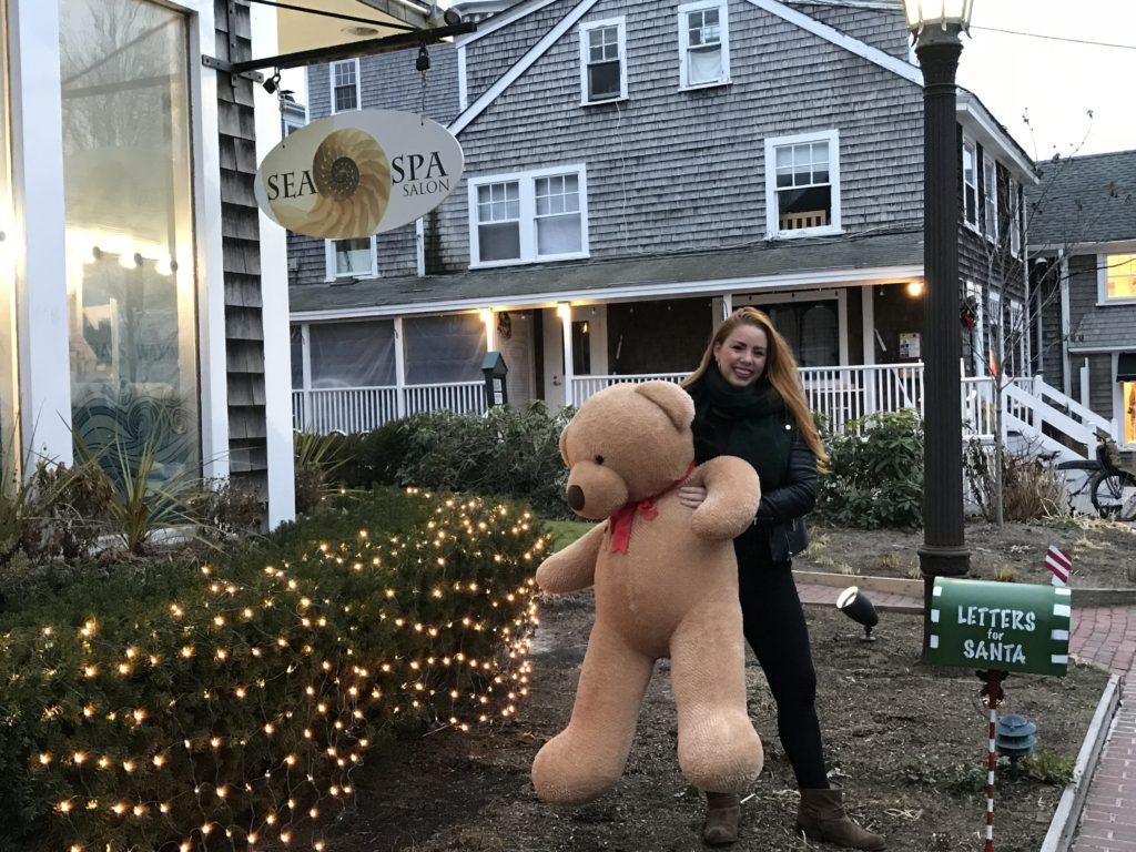 Sea Spa Salon Teddies Around Town Martha's Vineyard Teddy Bear Suite Fundraiser