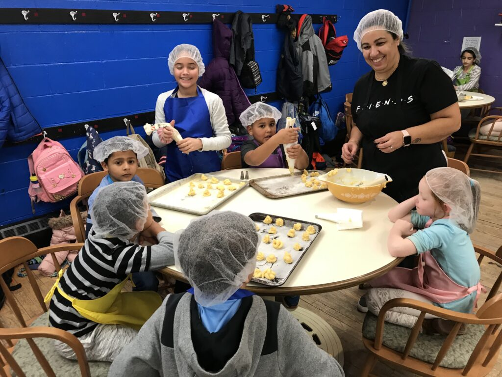 Changing Food Insecurity On Martha's Vineyard Healthy Happy Kids Food Program Teaches Cooking - Martha's Vineyard Teddy Bear Suite Fundriaser