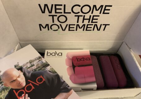 Bala-weights box