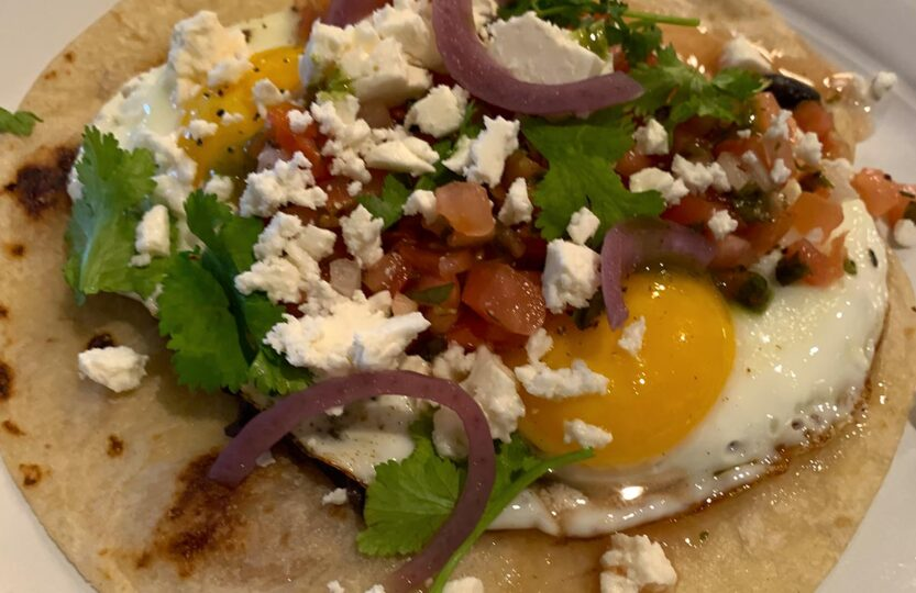 picture of eggs rancheros