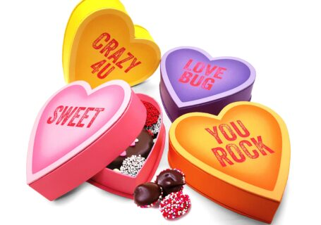 valentine heart talk
