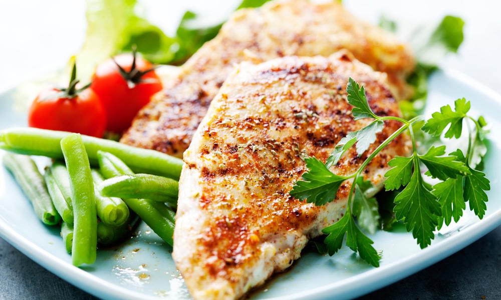 Chicken & Fish