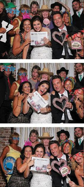 A happy group of folks from Stow, past and present, gathered in New Orleans LA last month to celebrate the marriage of Holly Anne (Ruggerio) and Josh Palmer. Congratulations to the happy couple! Pictured are: (Rear L-R) Gary and Suzanne McGuane, Starr Maxwell, Maureen Barilla, Lauren Maxwell & Casey Ruggerio. (Front L-R) Mother of Bride, Kathleen Devlin, Holly Anne & Josh Palmer, Ronnie Cristiano and Terri Davis.  Not in Photo:  Tony Barilla