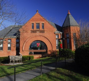 Stow's Randall Library