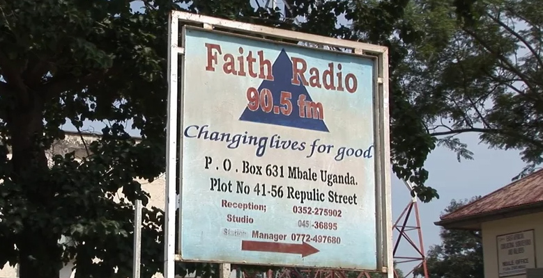 photo-faith-radio-mbale-uganda-signboard