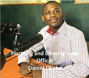 Daniel Okabe