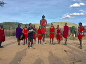 Visiting Masai Tribal People - faithradiouganda.org