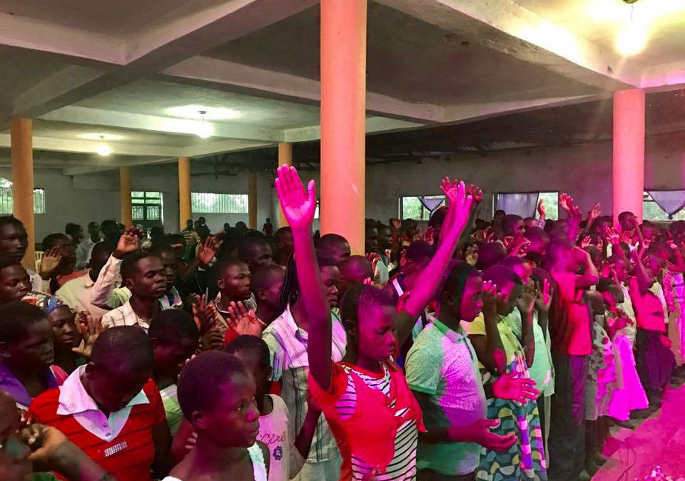 Impact Uganda Youth Conference 2016