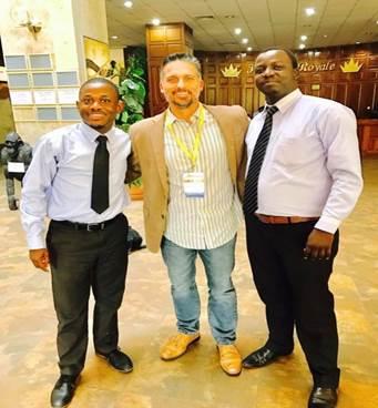 Daniel Okabe, Faith Radio Uganda - faithradiouganda.org