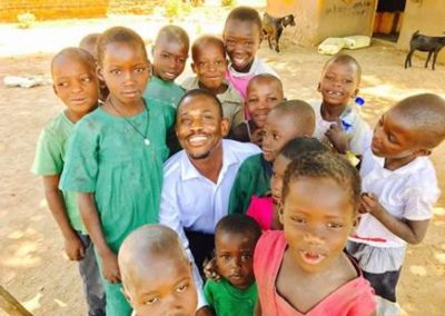 Butaleja District visit by Daniel Okabe, Faith Radio Uganda - faithradiouganda.org