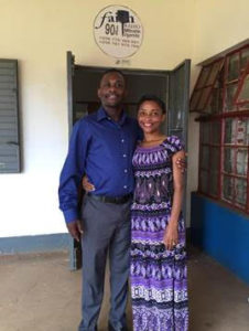 Daniel and Sharon Okabe - Faith Radio Uganda, Impact Ministries