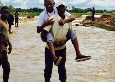 Flooding in Uganda May 2018