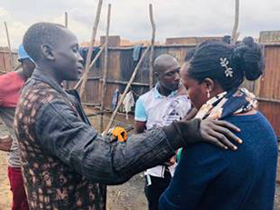 Faith Radio Uganda outreach