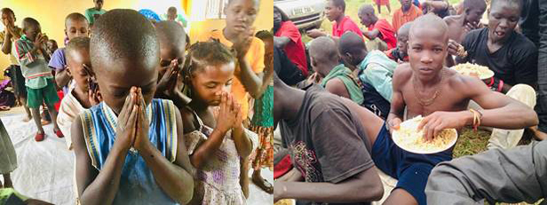 Faith Radio Uganda outreach
