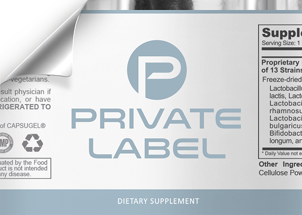 Private Label Health Supplements by Health Genesis Corporation