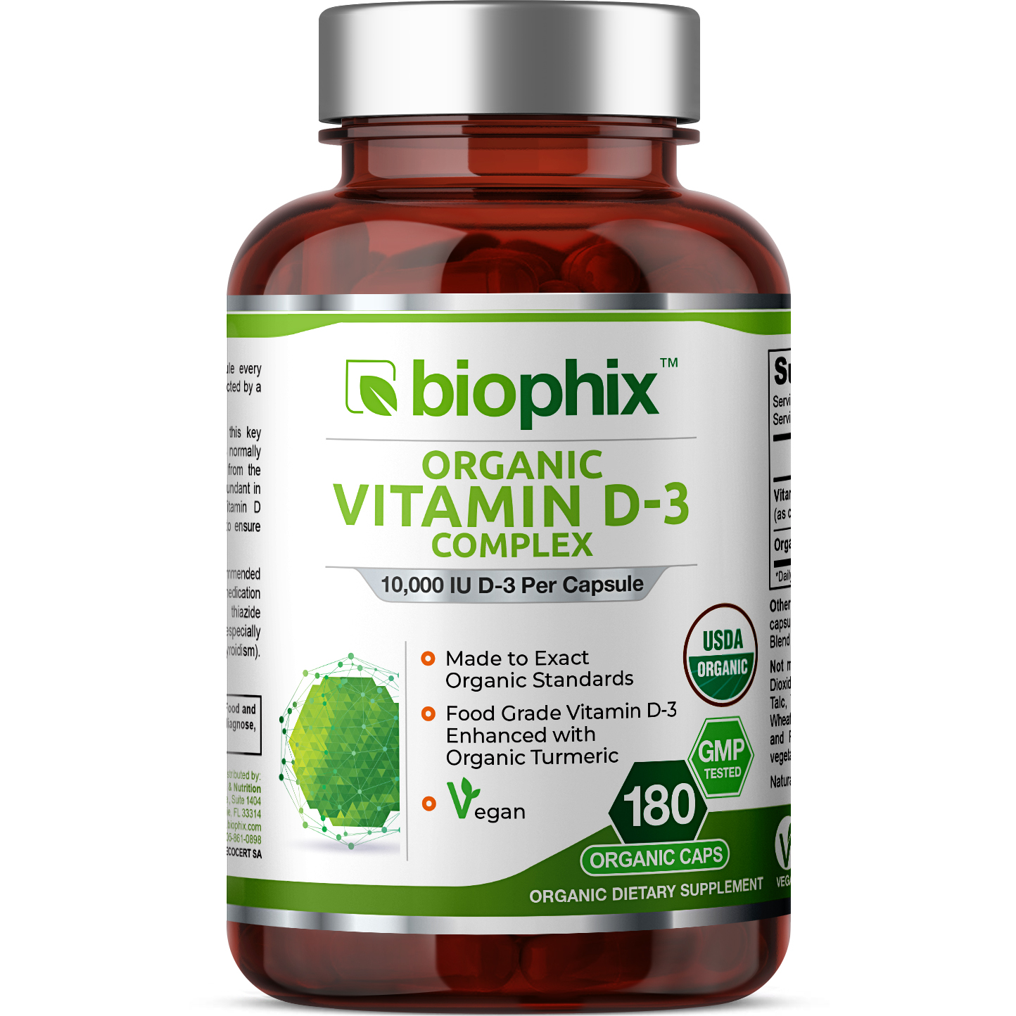 Vitamin D-3 Example of Contract Manufacturing