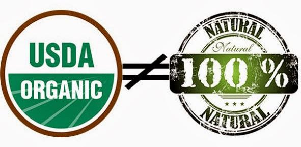 organic and all natural