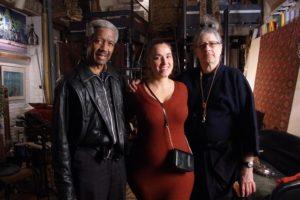 Billy Harper, Morana Mesic and Sohrab