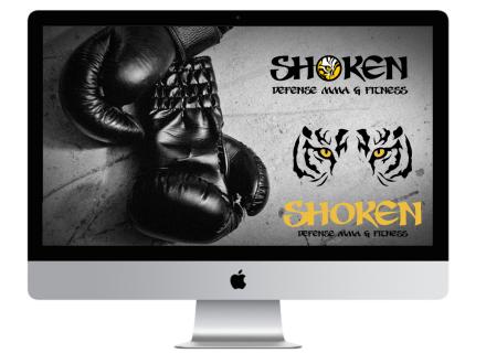 Shoken Defence - Windrose Web Design