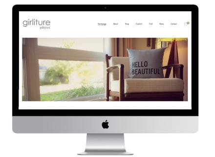 Windrose Web Design - Girliture