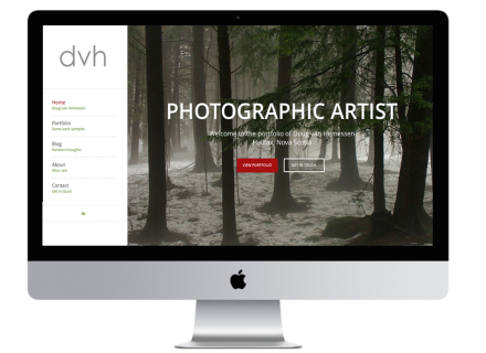 Windrose Web Design - DVH
