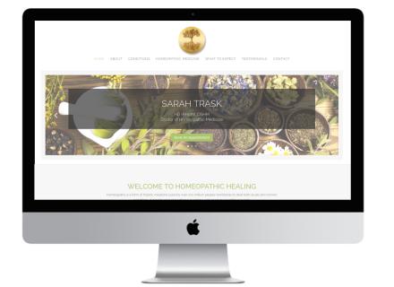 Windrose Web Design - Sarah Trask