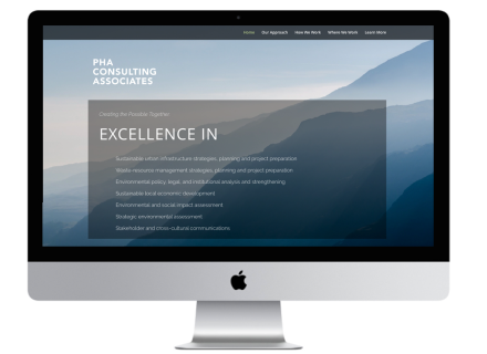 Windrose Web Design - PHA Consulting