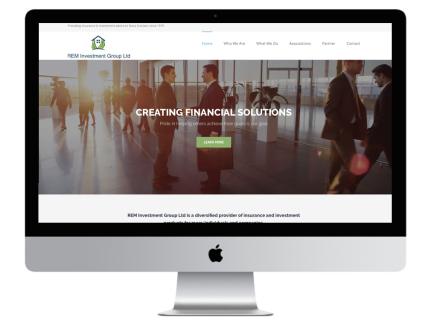 Windrose Web Design - REM Investment Group