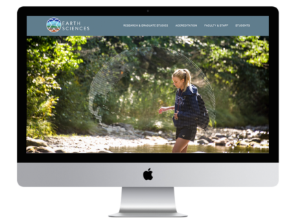 Windrose Web Design - Earth Sciences